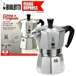 Moka Express Bialetti 3 Tazze