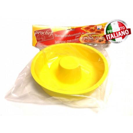 Stampo dolce silicone Ciambella Ø cm.25