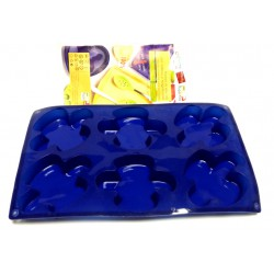 Stampo dolce silicone Colombine