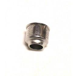 Paraspruzzi per moka in alluminio