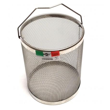 Cestello Asparagi rete inox cm.14