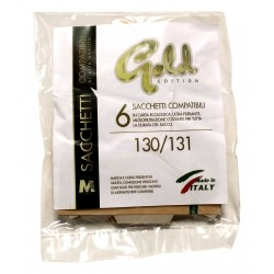 Sacchetto Folletto compatibile VK130/1 conf. 6pz  ITALY