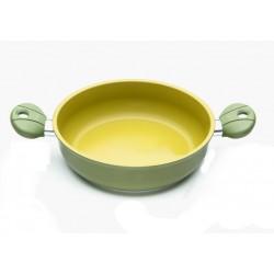 Tegame 2 Manici Olivilla all'olio di oliva  cm.28
