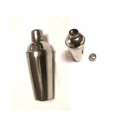 Shaker acciaio Inox