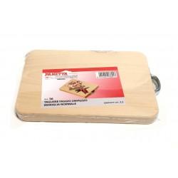 Tagliere unipezzo in legno di faggio cm.40x24