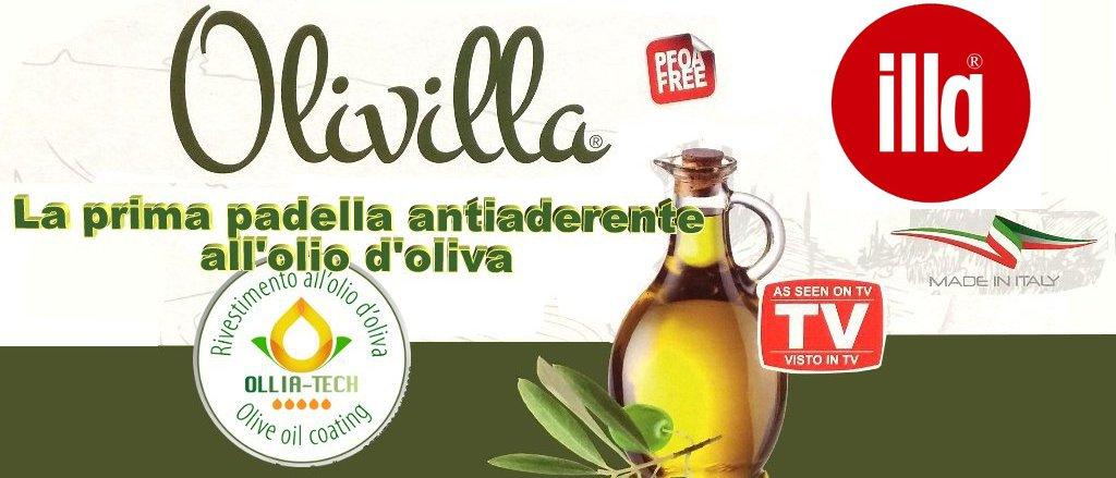 Rivestimento Antiaderente Una Rivoluzione : Pentole antiaderenti con olio di oliva al miglior prezzo