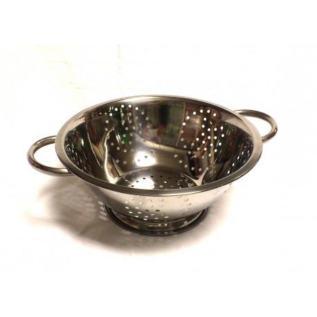 Colapasta leggero acciaio inox cm.28