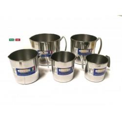 Pignatto inox cm. 9