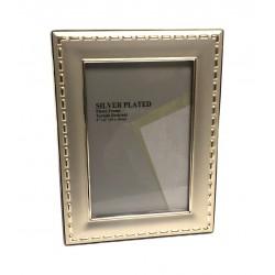 Portafoto silver plate cm. 10x15  Mod.R