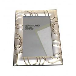 Portafoto Silver plate Fantasia cm. 9x13