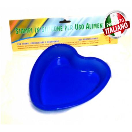 Stampo dolce silicone Cuore