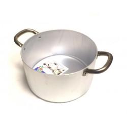 Casseruola 2 Manici alluminio Ø cm.28