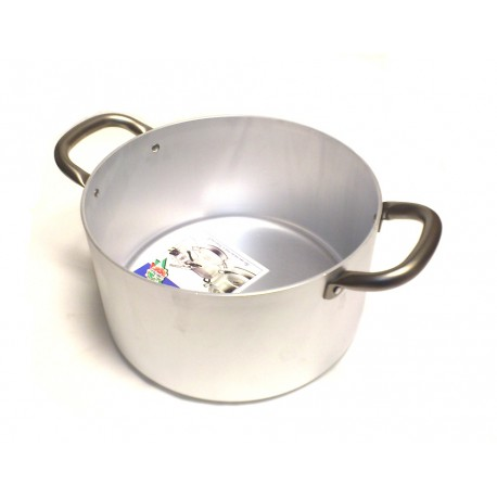 Casseruola 2 Manci Alluminio