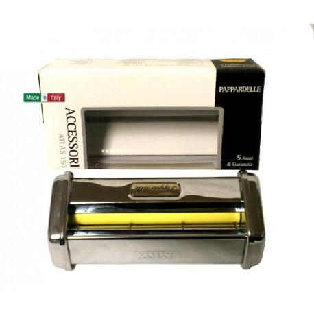 """Accessorio """"Pappardelle"""" per macchina pasta ATLAS 150"""