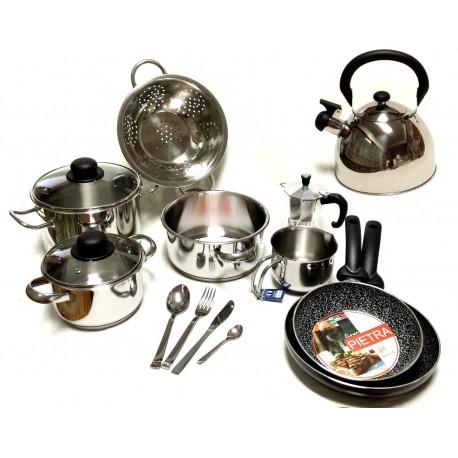 Pacchetto Fornitura da cucina per Appartamento 2/4 persone