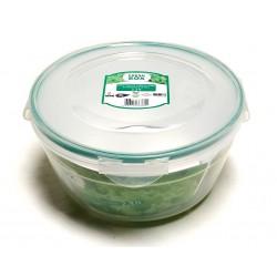 """Contenitore alimenti ermetico """"FRESH BOX"""" Tondo Ø cm.20"""