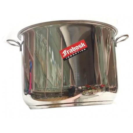Pentola acciaio inox Frabosk cm. 40