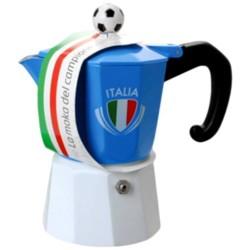 """Caffettiera 3 Tazze """"La Moka del Campione"""""""