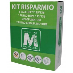 KIT Risparmio modello VK135/6