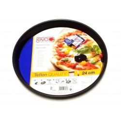 Teglia Pizza  antiaderente EVA cm. 24