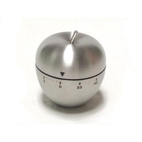 utensili da cucina: Timer da cucina inox mela