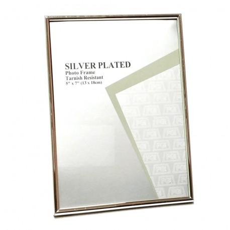 Portafoto Silver Plate  Mod. Stretto