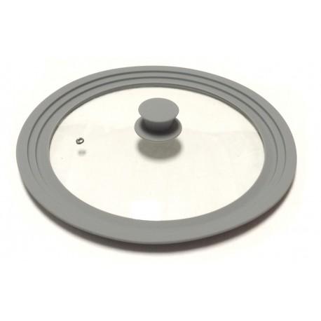 Coperchio Vetro /silicone universale