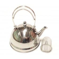 Theiera  infusiera 750 ml. inox AMICI