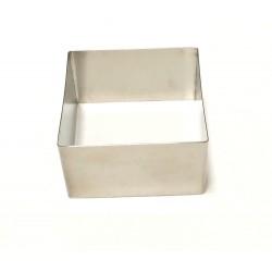 Porzionatore Inox Quadro cm.9x9
