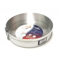 Tortiera tonda cm.24 alluminio PENTALUX