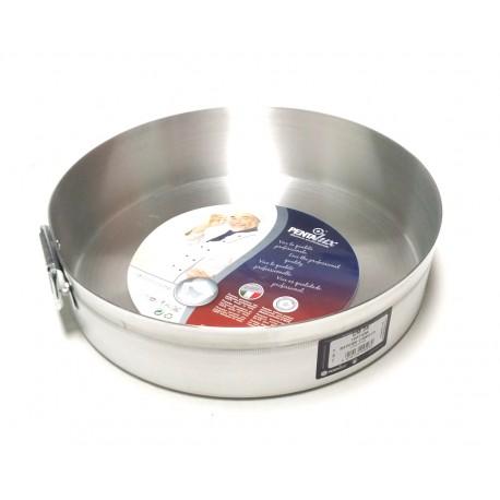 Tortiera tonda alluminio PENTALUX