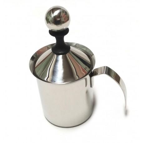 Cream cappuccino inox pesante